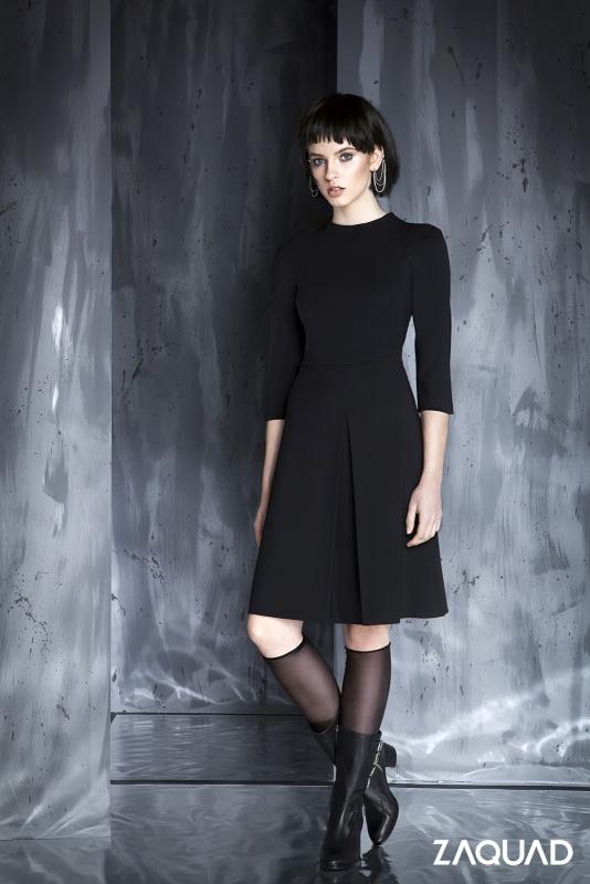 Sukienka z kolekcji Zaquad jesień-zima 2013/2014