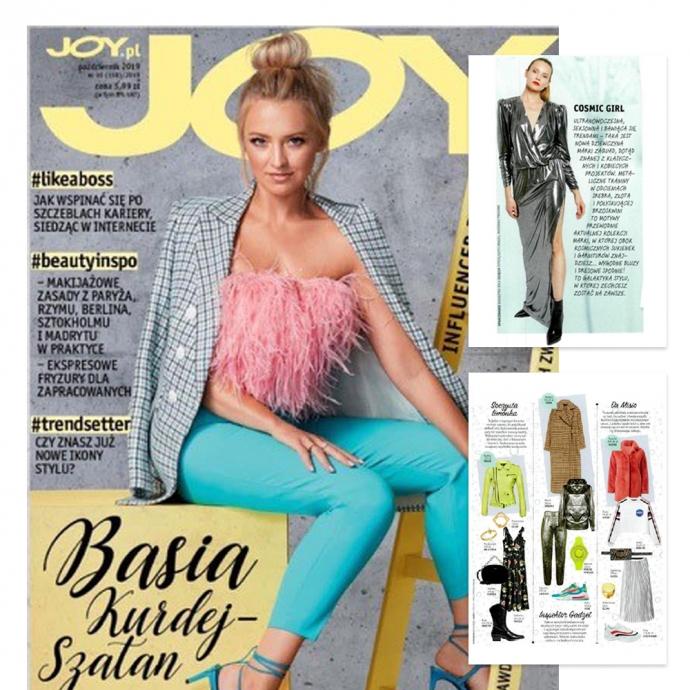 Joy magazyn produkty Zaquad