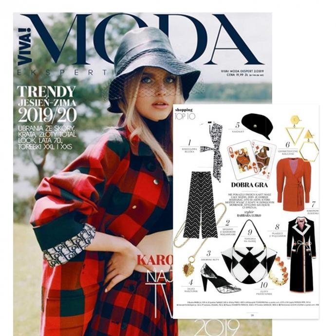 Viva Moda magazyn Zaquad sukienka